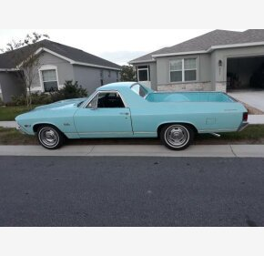 1968 Chevrolet El Camino for sale 101206555
